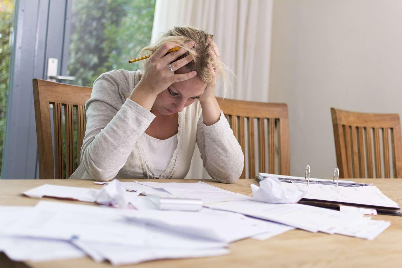 Tax Debt Stress