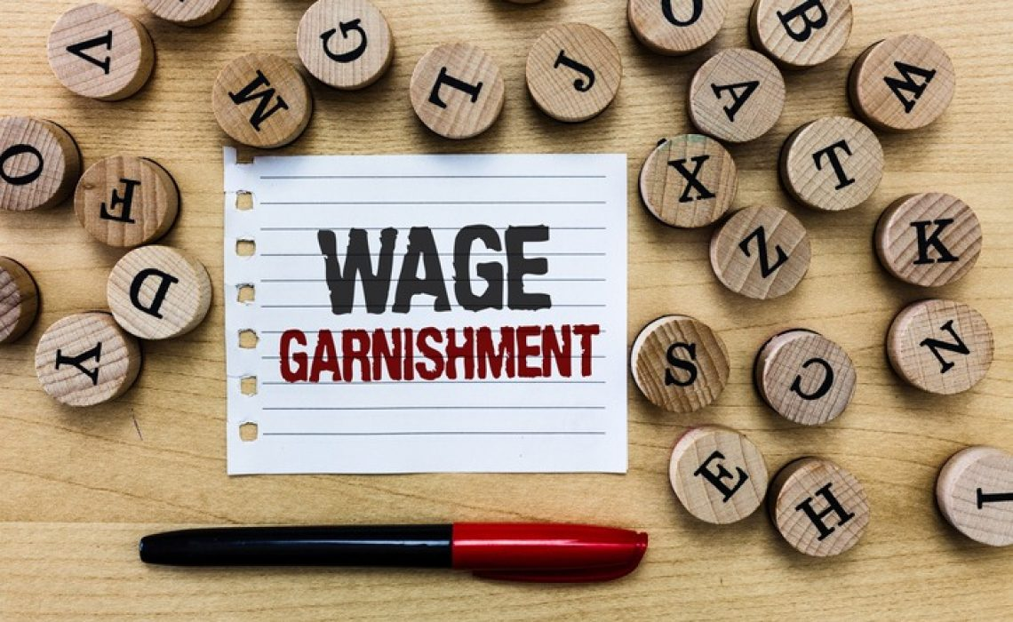 State Wage Garnishment